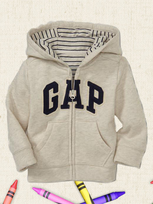 NEW-GAP-STRIPED-LINED-LOGO-HOODIE-SIZE-0-3-6-12M-18-24M